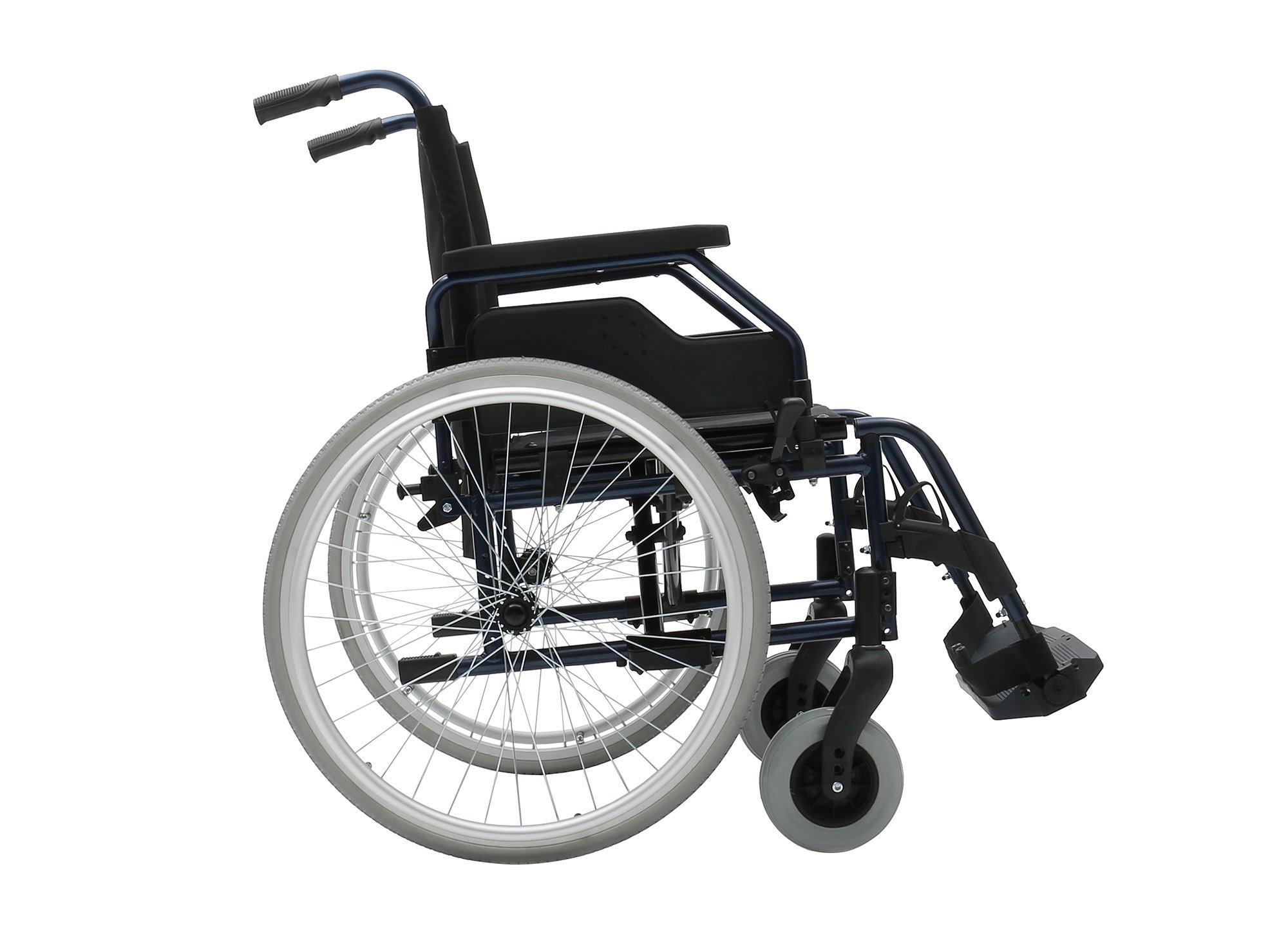 Aluminum light weight wheelchair AL-003 economy