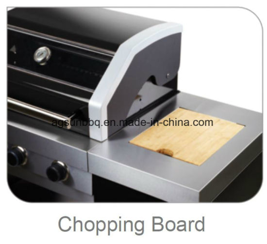 3b Outdoor Island Gas Barbecue Grill