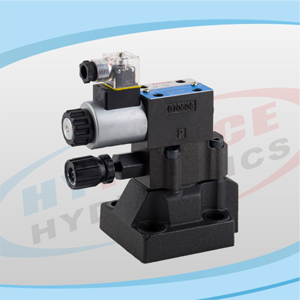DBW Series Solenoid Operated Relief Valves & DB Series Pilot Operated Relief Valves
