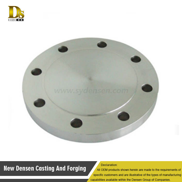 SS316 Forged or Casting Flange in Pressure PN16 with high quality
