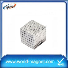 5mm Nickel Cube Magnetic Ball Wholesale