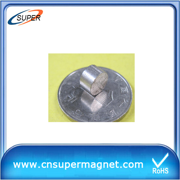 Hottest sale D6*6mm Sintered Smco Magnet
