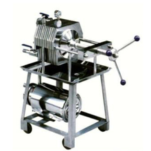 Series BAS Portable Type Stainless Steel Filter Press