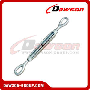 US Type Drop Forged Turnbuckle Eye & Eye