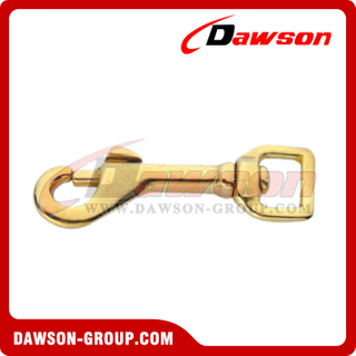 0170B Bolt Snap Swivel Strap Round Eye