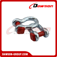 Square Head Pin Bow Shackles