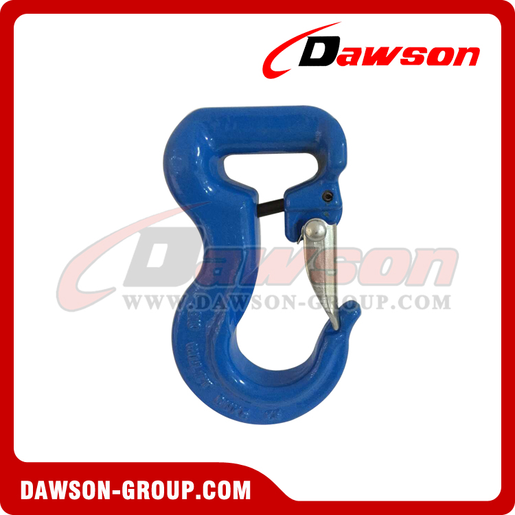 DS1043 G100 Synthetic Sling Hook for Lifting Slings - China Manufacturer Supplier - Dawson Group Ltd.