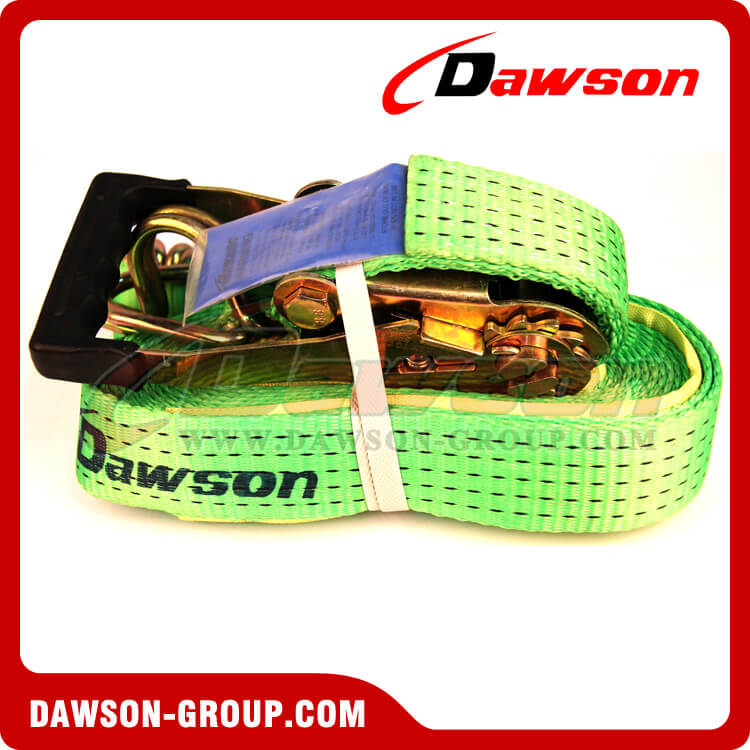 AS NZS 4380.2001 Ratchet Tie Down Straps - China Supplier