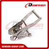 DSRB50502SS B/S 3000KG/6600LBS Stainless Steel Ratchet Buckle