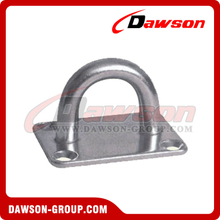 Stainless Steel Square Eye Plate