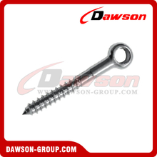 Stainless Steel Lag Screw Eye