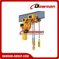 Low Headroom Electric Chain Hoist