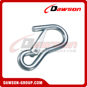 Stainless Steel Spring Hook