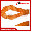 WLL 50T Polyester Round Slings AS 4497