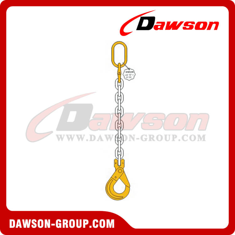 G80 Chain Slings, Grade 80 Chain Slings for Lifting & Lashing ...