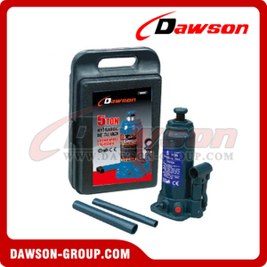DST90604-S 6 Ton Hydraulic Bottle Jacks European Series