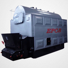 Single Drum Vertical Biomass Fired Hot Water Boiler