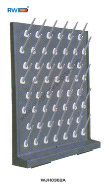 Lab Equipment, PP Single Adjustable Pegboard (WJH0362A)
