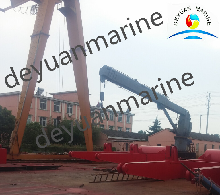 How To Determine The Quality Of A Ship Crane Machinery