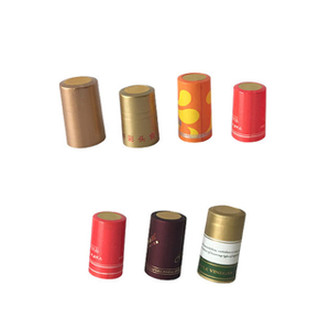 PVC Foil Cap for Bottle Sealing