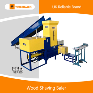 TimberJack-Wood Shaving Baler