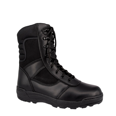 Model outsole walking relax police tactical boots