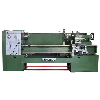 CD6260C- 80mm Spindle Bore Precision Toolroom Metal Lathe Three-Phase