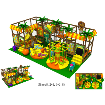 Shopping Mall Indoor Play Yard For Toddlers