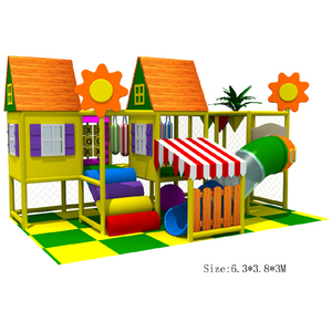 Wholesale plastic playhouse