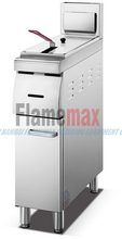 HGF-70A-1 New 1-Tank 1-Basbet Commerical Gas Fryer