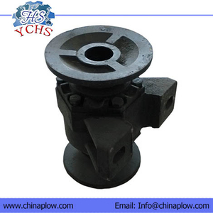 Disc harrow bearing assembly