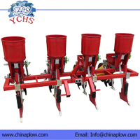 Corn Seeder With Fertilizer