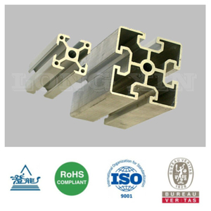 Different Size Aluminium Extrusion for Industrial