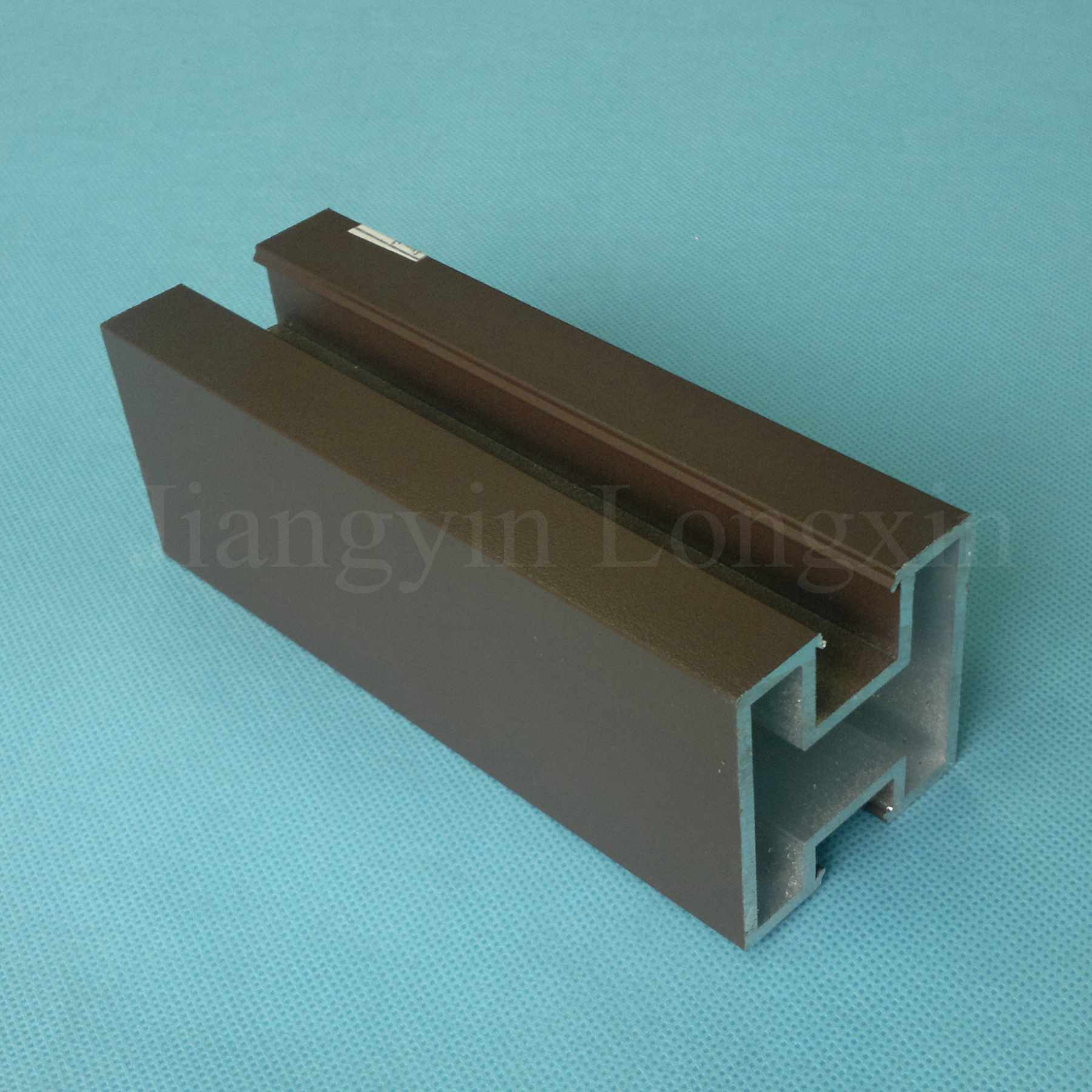 Powder Coated Aluminium Profile for Construction