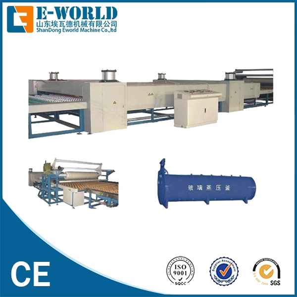 PVB Film Automatic Glass Laminating Machine