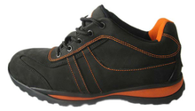 leather light weight Kevlar plate Safety shoes
