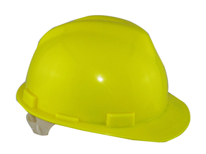 V gard HDPE materials construction work safety helmet