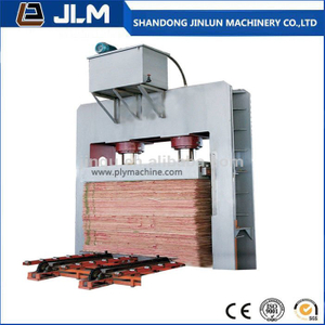 Hot Sale 4X8 Feet Hydraulic Plywood Cold Press Machine for Plywood