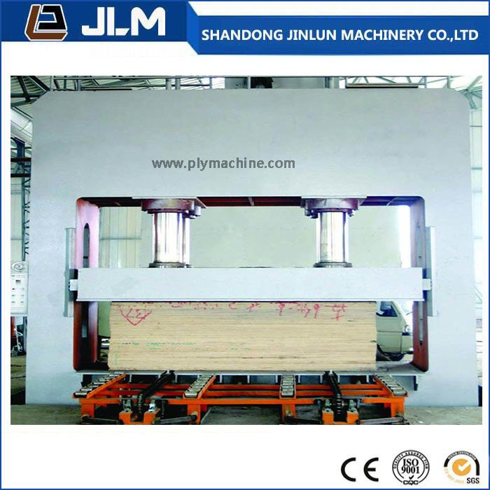 Hot Sale Automatic Hydraulic Cold Press Machine for Plywood Manufacturer