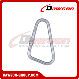 High Tensile Steel Alloy Steel Carabiner DS-YIC09S