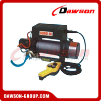 DS-KDJ-5000N DS-KDJ-10000N 5000lbs 10000lbs 12V DC Electric Winch with CE Approval for ATV