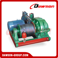 DS-JK1-DS-JK10 1-10Ton Fast Building Electric Windlass Series for Lifting