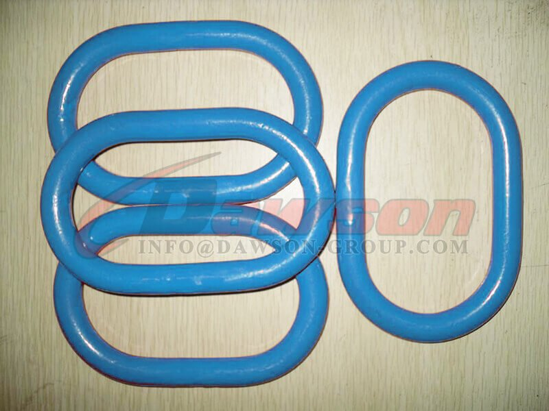 G100 Grade 100 Enlarged Drop Forged Master Link For Chain Slings - China Manufacturer Supplier, Factory - Dawson Group Ltd.