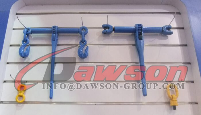 G100 Clevis Ratchet Type Load Binder with Forged Handle, Grade 100 Ratchet Binder for Transport Lashing - Dawson Group Ltd. - China Manufacturer Supplier, Factory