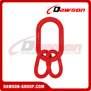 DS484 G80 Master Link Assembly for Crane Lifting Chain Slings