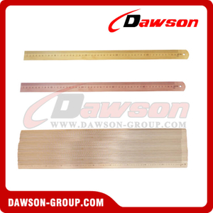500mm 1000mm Cold Rolled Ruler Used for Measurement