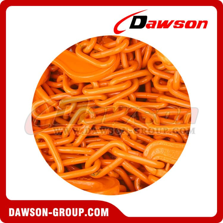 G80 Alloy Lashing Chain - Dawson Group Ltd. - China Manufacturer Supplier