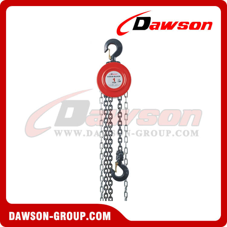 DS-HSZ-B Series Chain Block for Mines