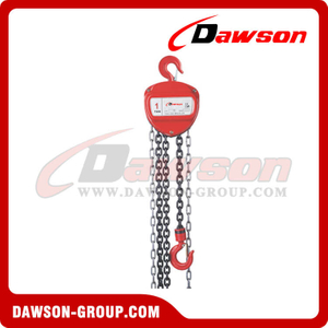 DS-HSZ-A 600 Series Chain Block for Agriculture