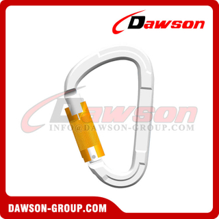 DS7103TN Aluminium Carabiner Snap Hook
